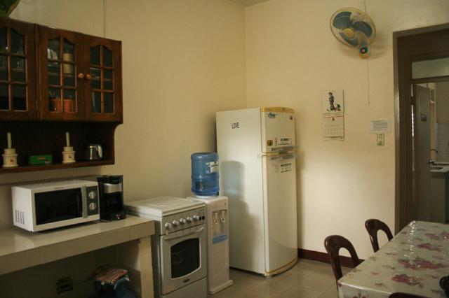 PTA Bunk House Kitchen
