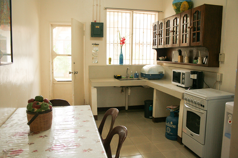 PTA Bunk House Kitchen 2