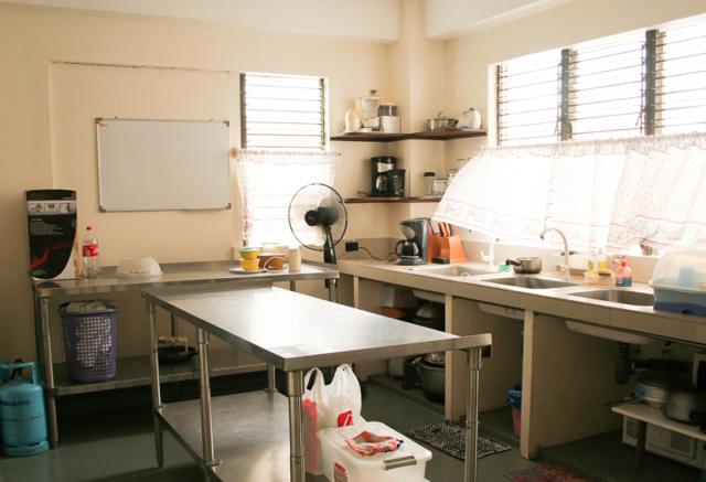 Main Facility Kitchen